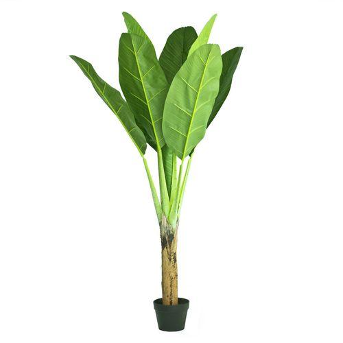 UN-REAL 140cm Artificial Banana Tree Plant