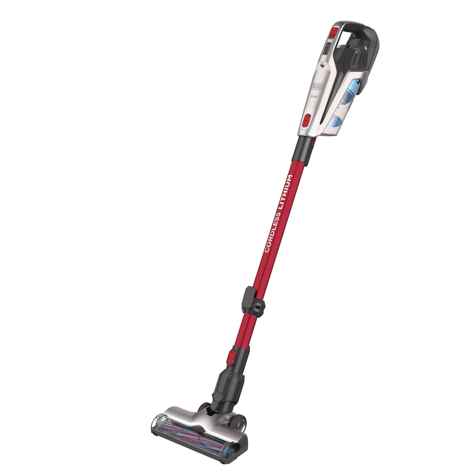 Black & Decker 21.6V 3-In-1 Stick Vacuum
