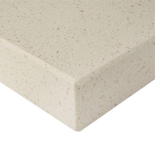 Essential Stone 40mm Square Savvy Stone Benchtop - Chardonnay