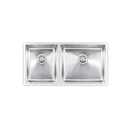 Picassi Gino-900R Stainless Steel Double Bowl Sink