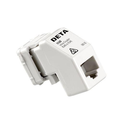 DETA Ethernet Grid Plate Insert RJ45 8P8C