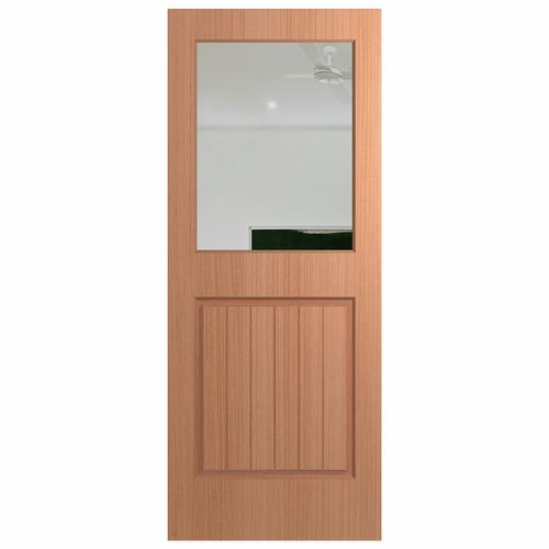 Hume 2040 x 820 x 40mm Glass Opening Clear External Door