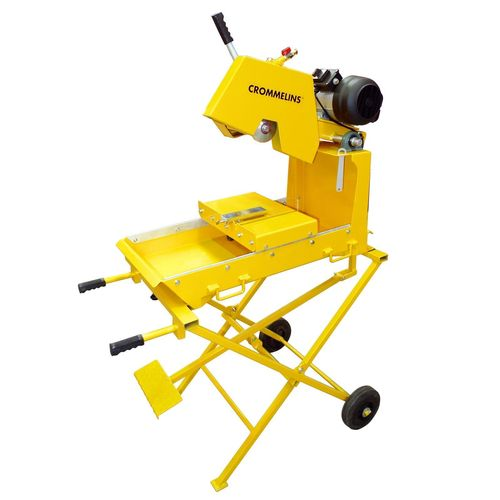 For Hire: Brick Saw with Blade - 24hr
