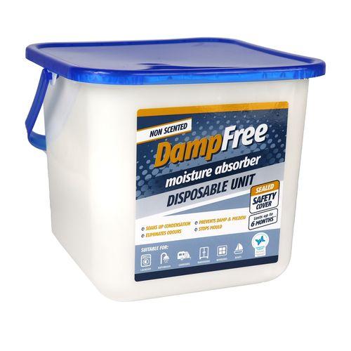 DampFree 2.2kg Moisture Absorber Tub
