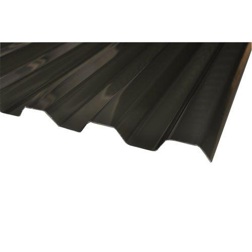 Suntuf 6m Solar Grey Greca Polycarbonate Sheet