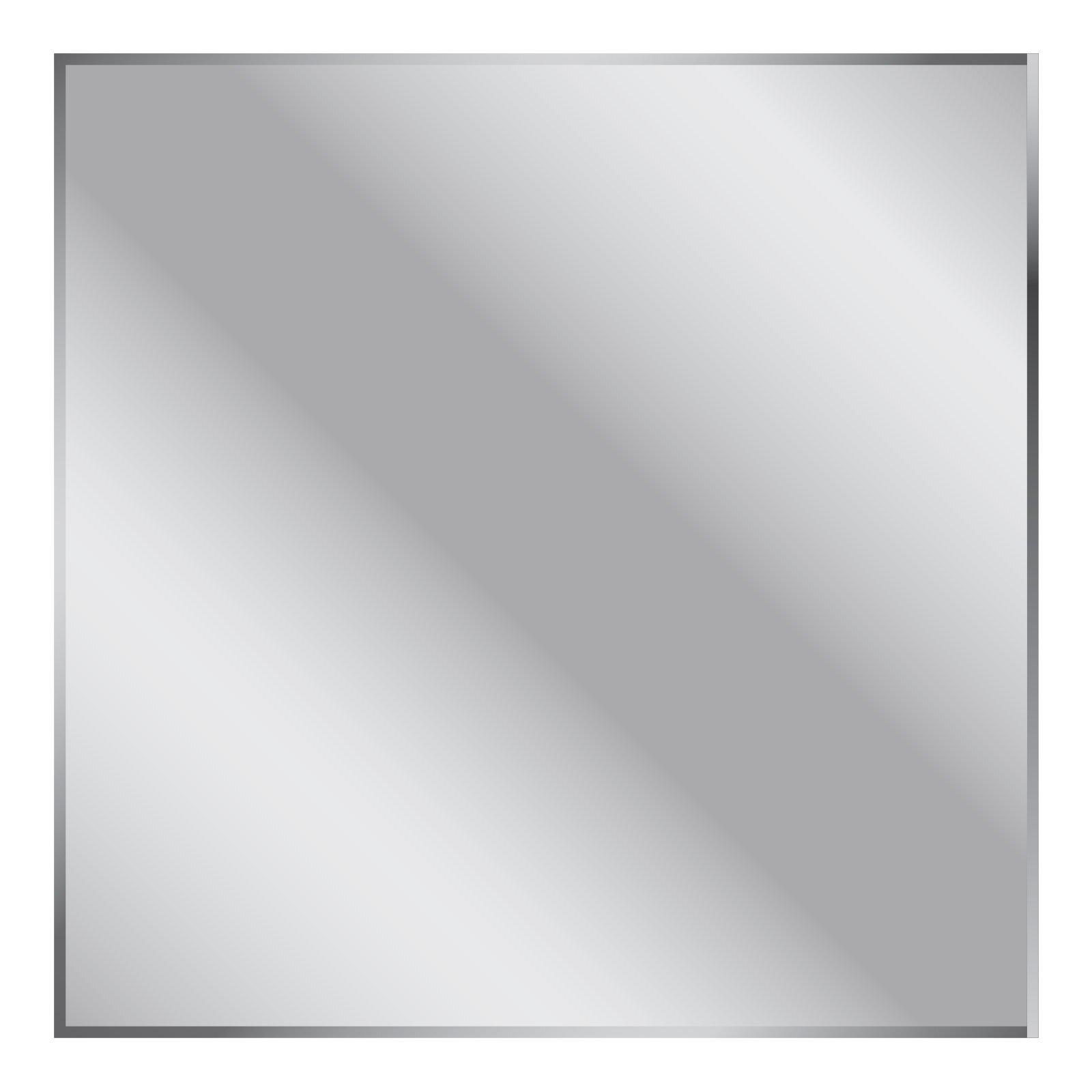 Living Elements 900 x 900 x 5mm Bevel Edge Mirror