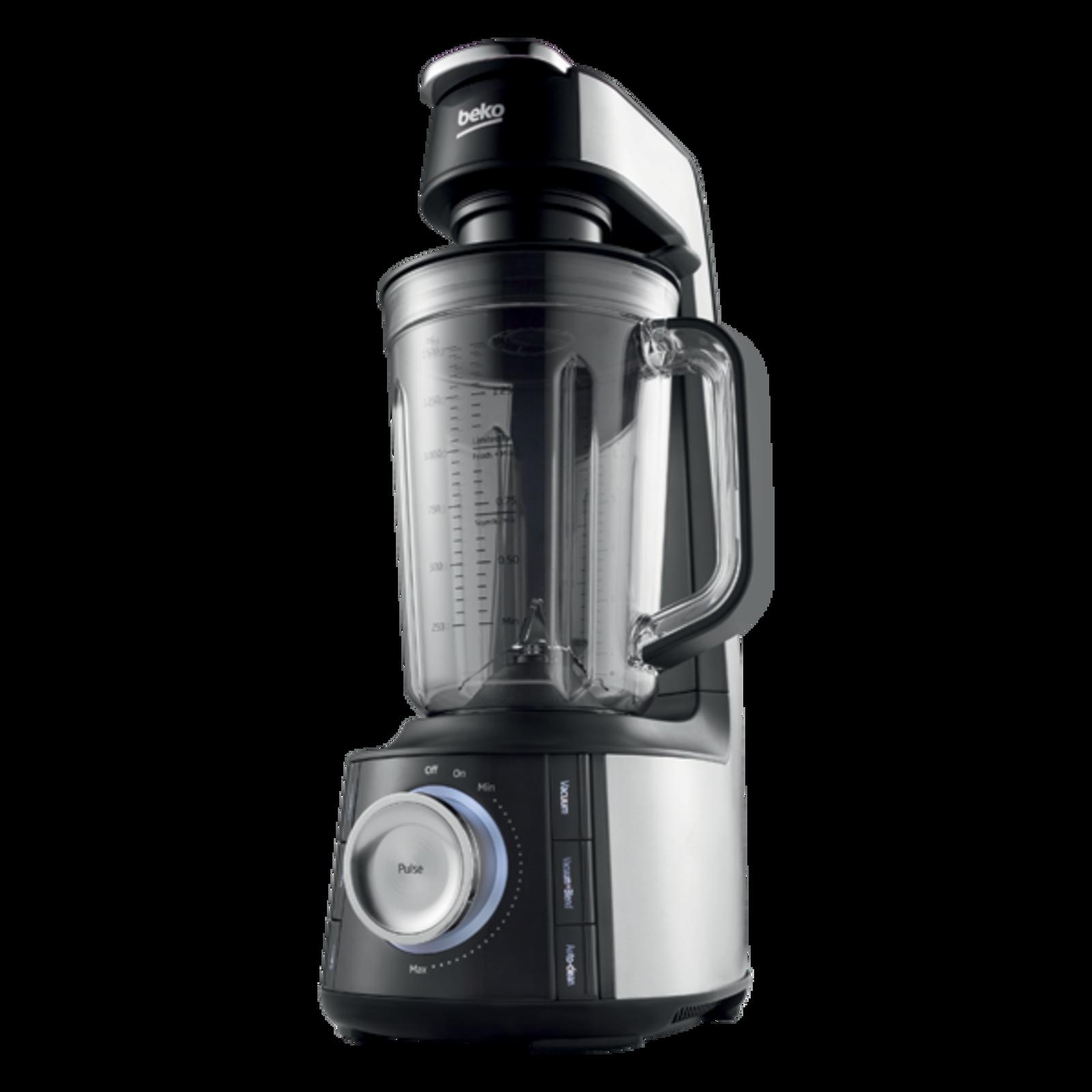 Beko Vacuum Smoothie Blender TBV8106BX