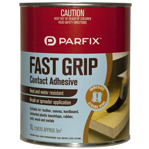 Parfix 1L Fast Grip Adhesive