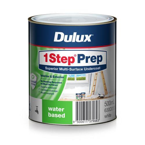 Dulux 1Step Prep Primer, Sealer & Undercoat 500mL