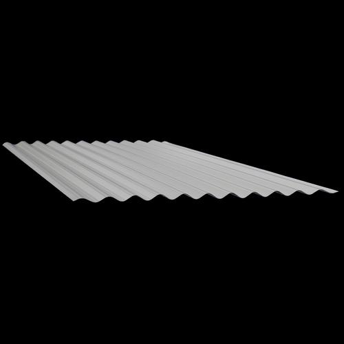 Armorsteel 845 x 3600mm Zinc 0.4 Corrugated Roofing Steel