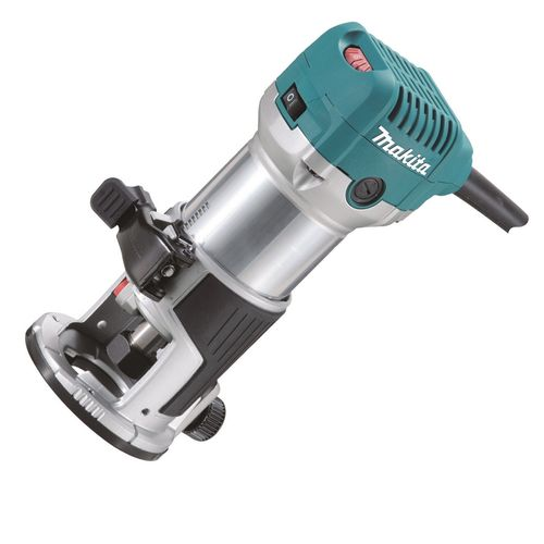 Makita 710W Trimmer And Router