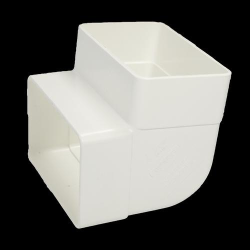 Icon Plastics 100 x 65mm 95 Degree PVC Socket Bend