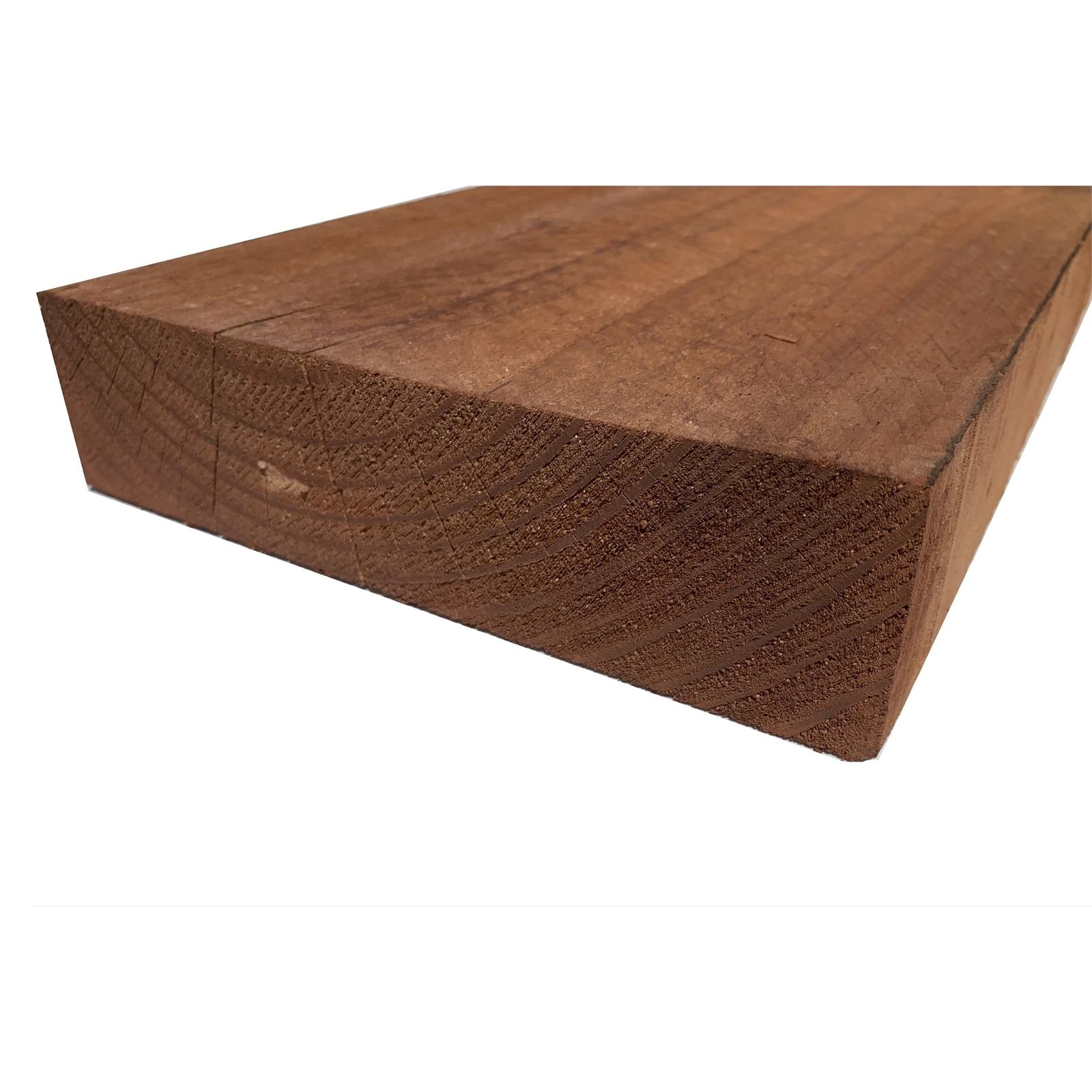 200 x 50mm 2.4m H4 Micropro Sienna Pine Sleeper