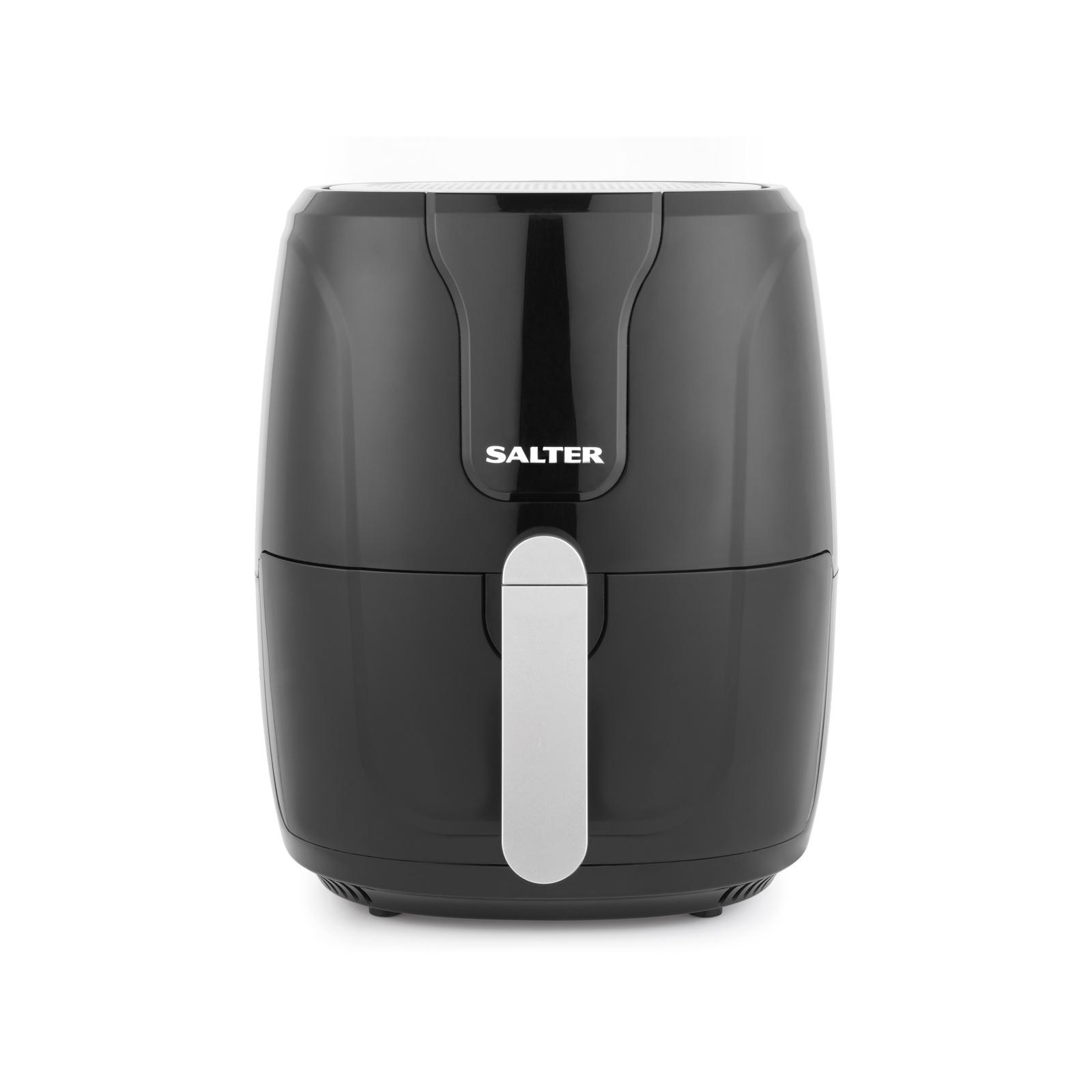 Salter EK3960 Go Healthy Air Fryer 4.5 Litre 1300W  Digital Temperature Control & 30 Minute Timer Removable Non-Stick Basket