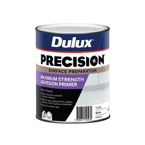 Dulux 1L PRECISION Maximum Strength Adhesion Primer White