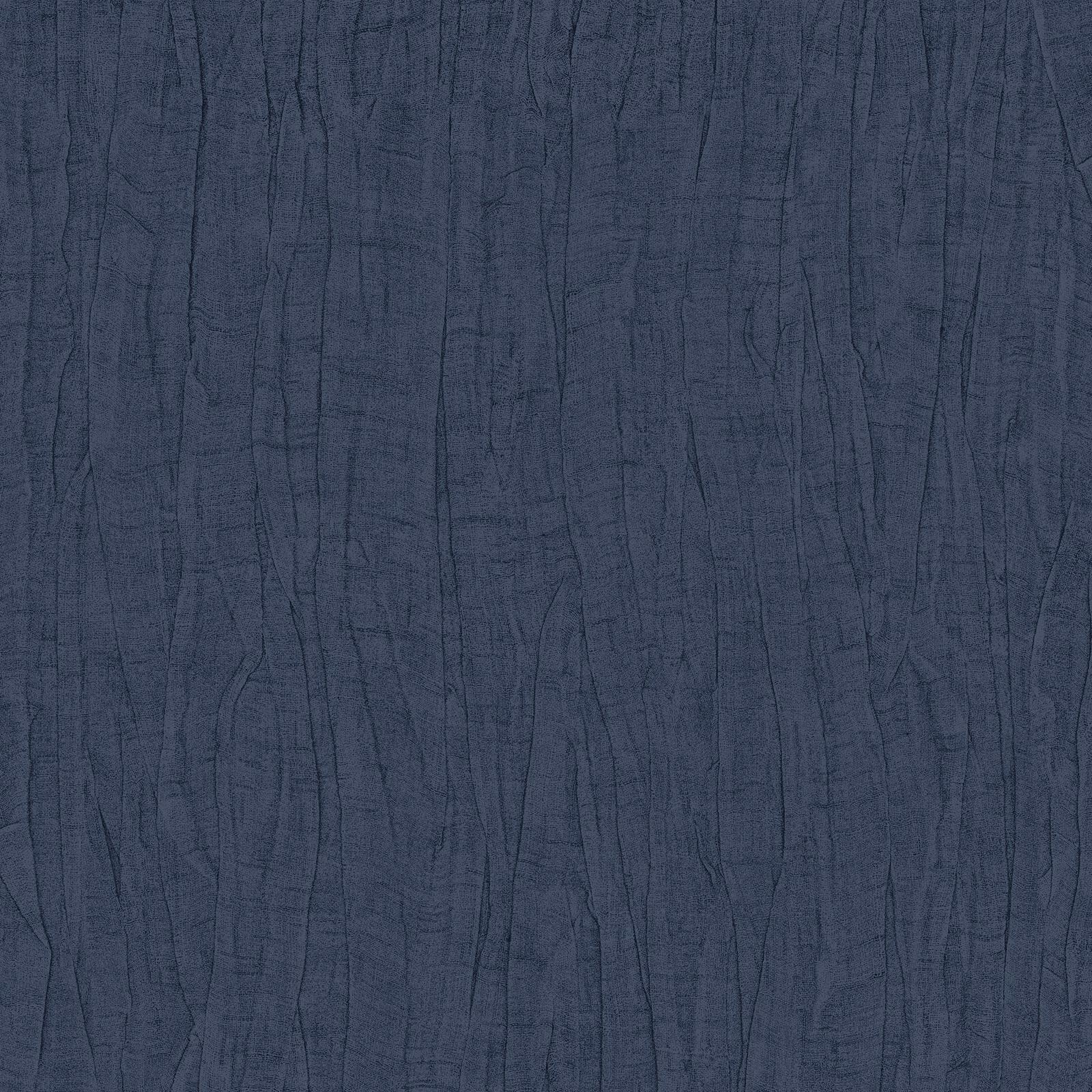 Boutique 52cm x 10m Marquise Plain Sapphire Wallpaper