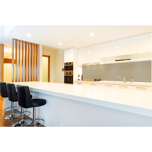 Bellessi 650 x 895 x 5mm Glass Filler Panel - Sandstone