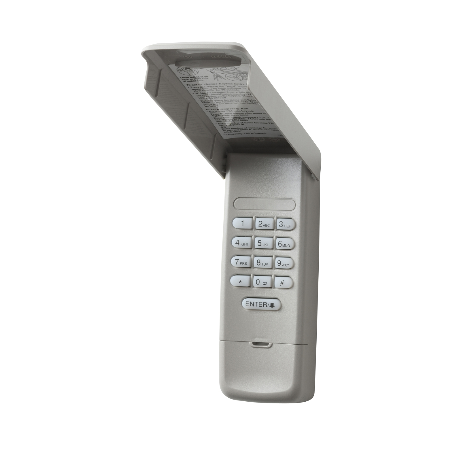 Chamberlain Wireless Keypad For Garage Door Openers