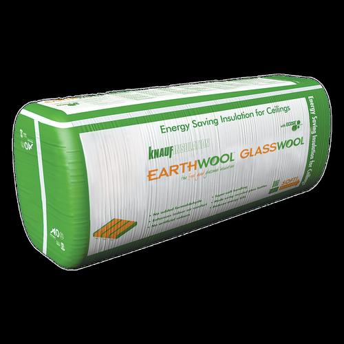 Earthwool glasswool R5.2 210mm x 430mm x 1160mm 5.49m² Ceiling Insulation Batt - Pack of 11
