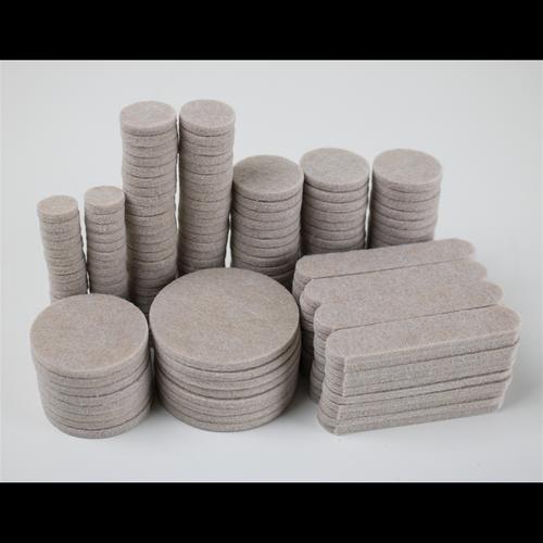 Syneco Felt Assorted Sizes - 188 Pack