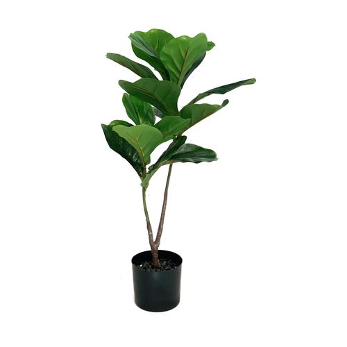 Unreal 70cm Artificial Fiddle Leaf Fig Plant