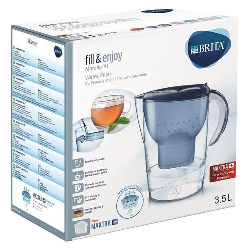 Brita 3.5l Marella XL Blue Filter Jug
