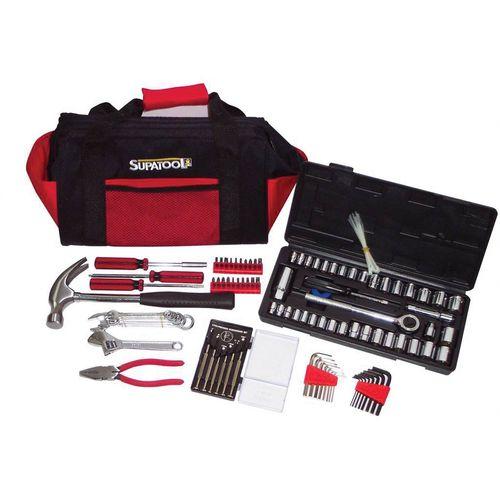 Supatool 105 Piece Tool Bag Kit