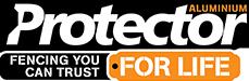 Logo - Protector Aluminium Fencing You Can Trust
