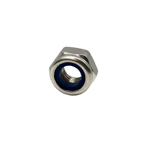 Zenith M8 316 Stainless Steel Nyloc Nut