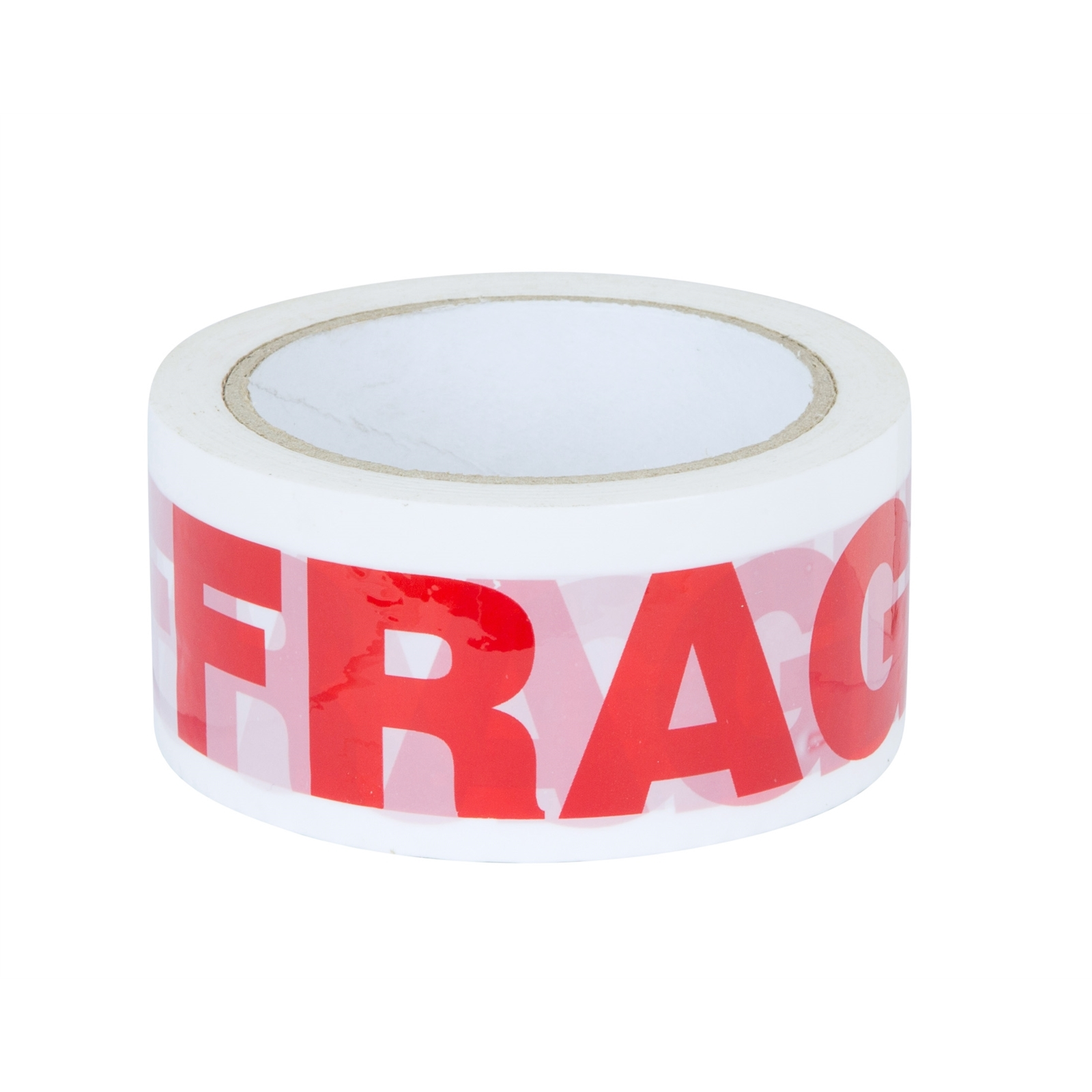 Wrap & Move 48mm x 66m Fragile Warning Tape
