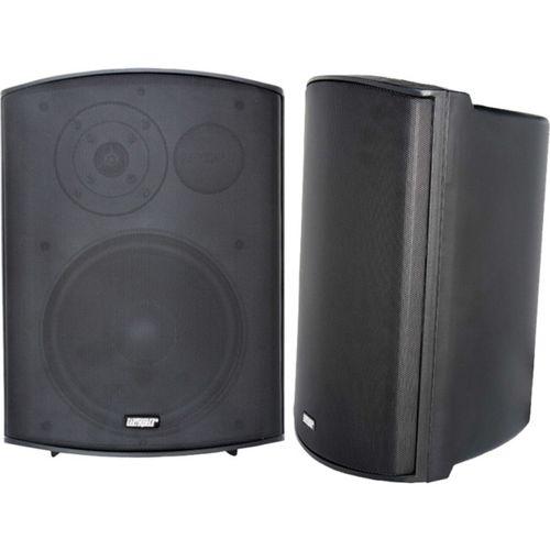 """Earthquake 6.5"""" Indoor/Outdoor Speakers All Rust Proof Aluminium Screws, Brackets & Grilles 6.5"""" Indoor/Outdoor Speakers Pair"""