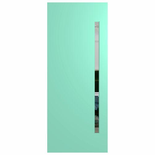 Hume Verve Clear Glass Glass External Door - 2040mm x 820mm x 40mm
