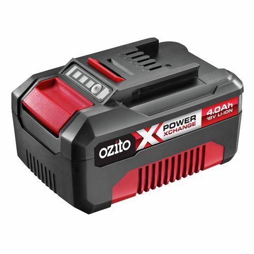 Ozito PXC 18V 4.0Ah Lithium-Ion Battery