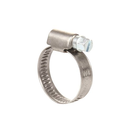 Prime 16-27mm Solid Band Hose Clamp