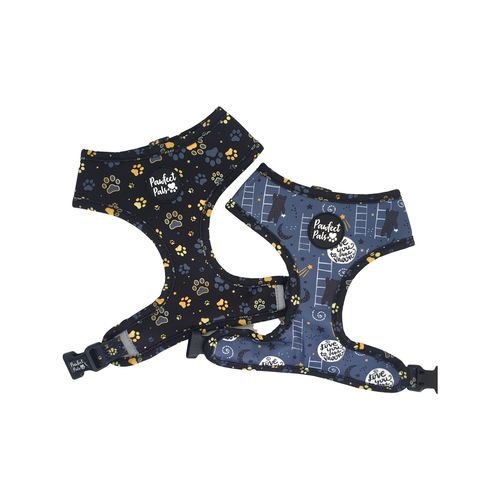 The 'I Love You BEARy Much' Reversible Harness