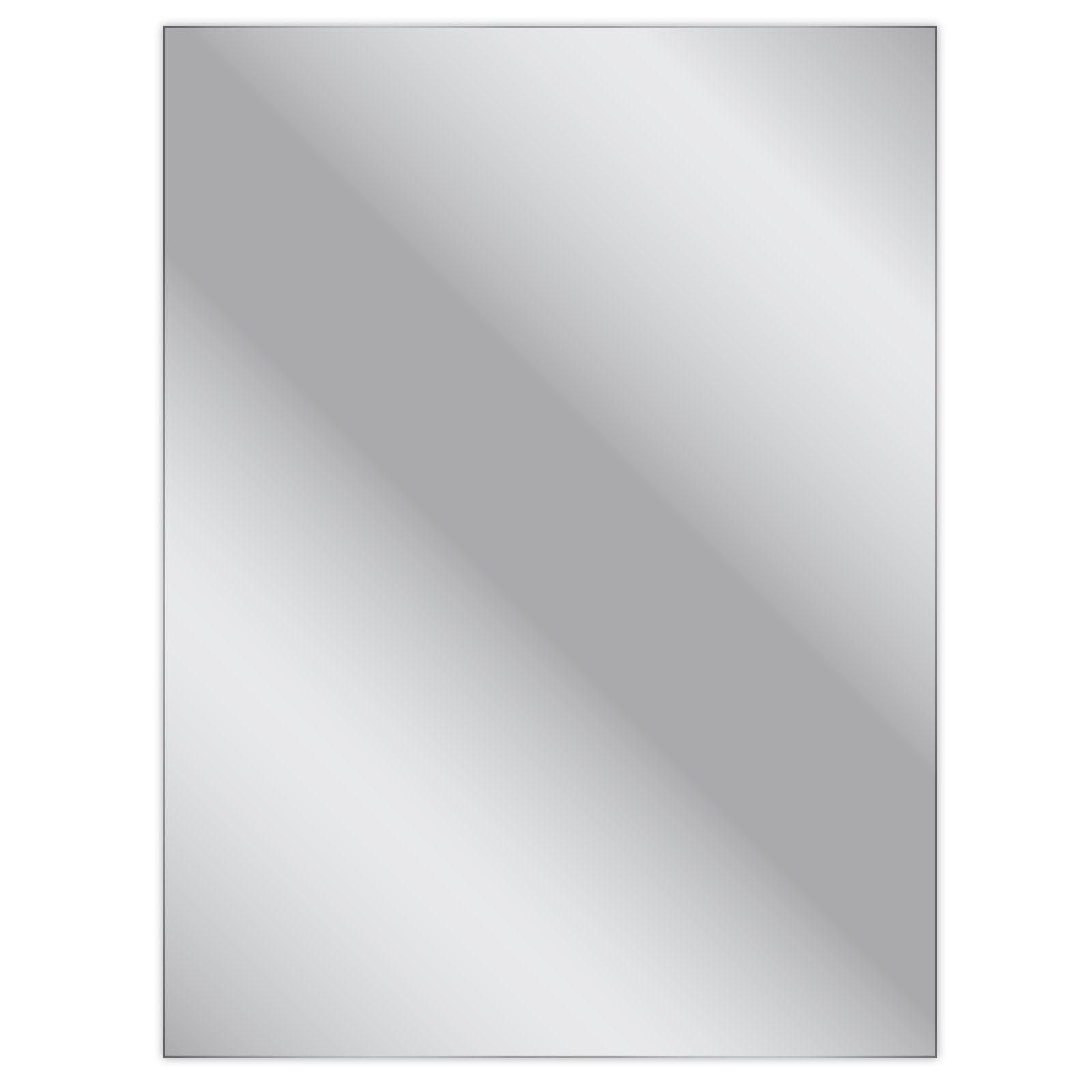 Living Elements 1200 x 900 x 5mm Flat Edge Mirror