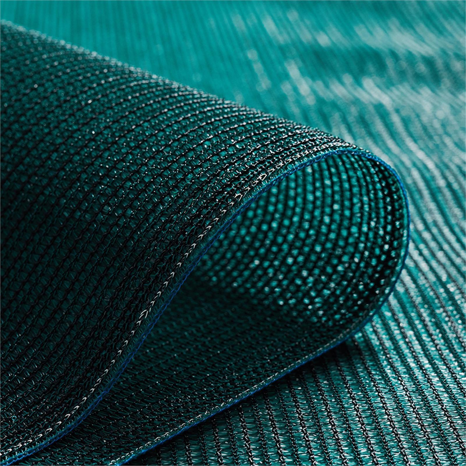 Coolaroo 3.66m Wide 70% UV Shade Cloth per Metre - Rainforest