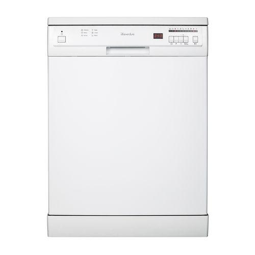 Everdure 60cm White Freestanding Dishwasher