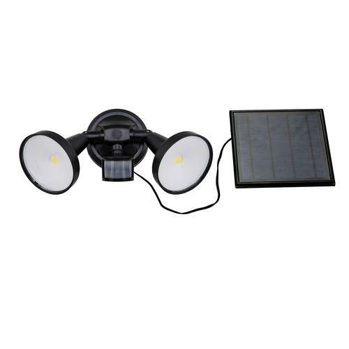 Solar Magic 2000 Lumens Solar Security Light