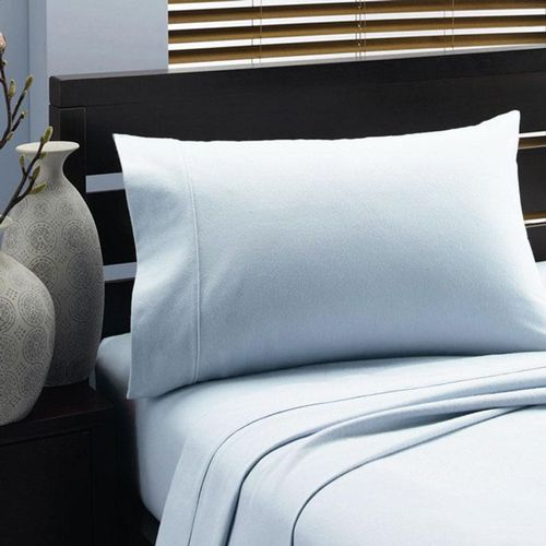 Sienna Living Egyptian Cotton Flannelette Fitted Sheet