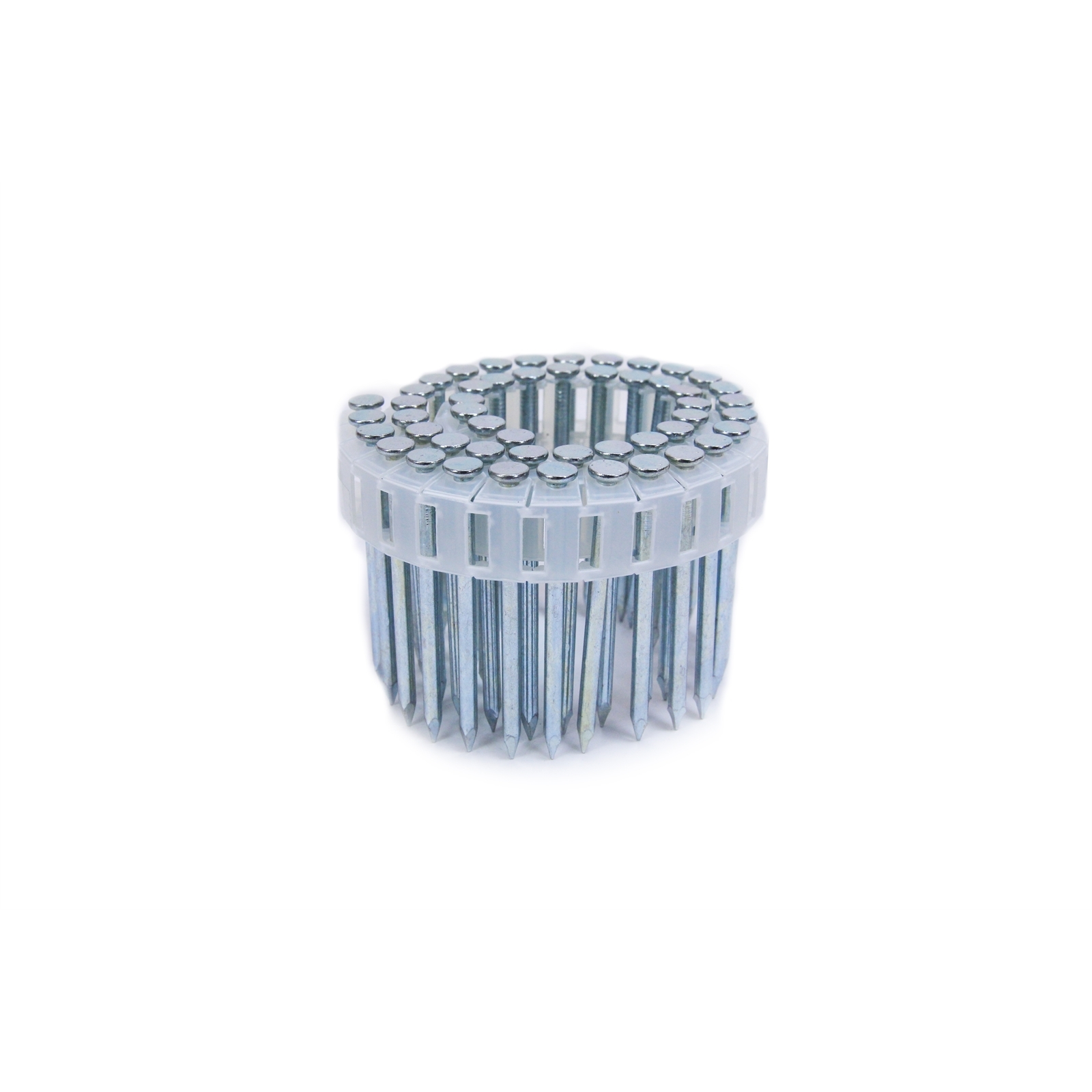 Airco 65 x 3.8mm Electro Galvanised Hardened Concrete Coil Nails - 1000 Pack