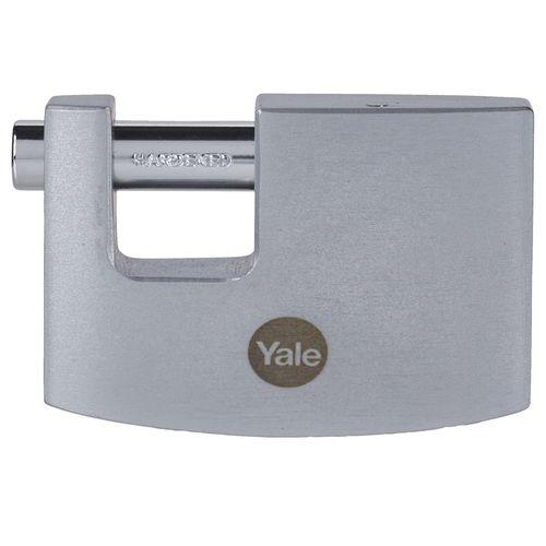Yale 60mm Brass Shutter Padlock