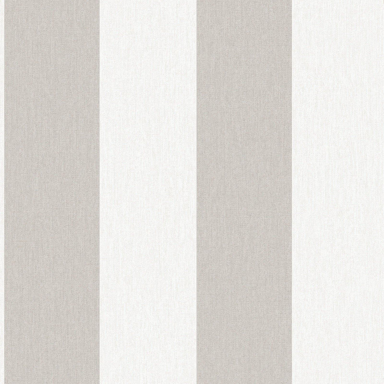 Superfresco Easy 52cm x 10m Natural Calico Stripe Wallpaper