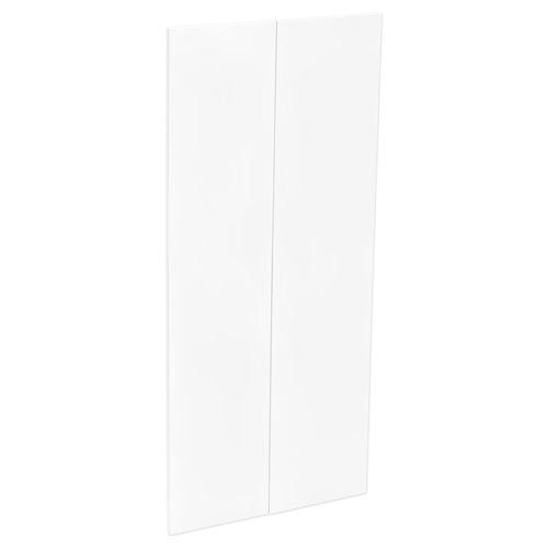 Kaboodle 600mm Sea Salt Modern Medium Pantry Door - 2 Pack
