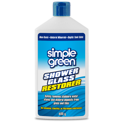 Simple Green 600g Shower Glass Restorer