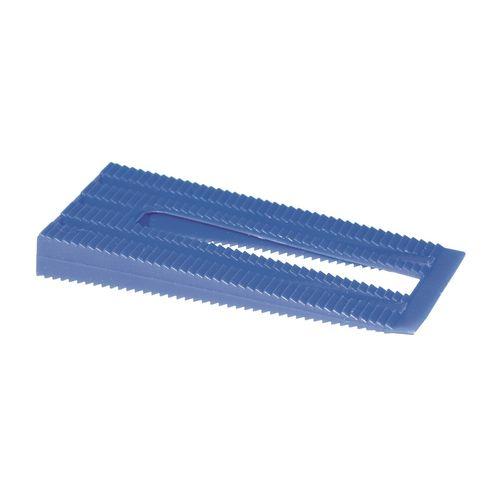 Builders Edge 10mm Blue Builders Wedge - 35 Pack