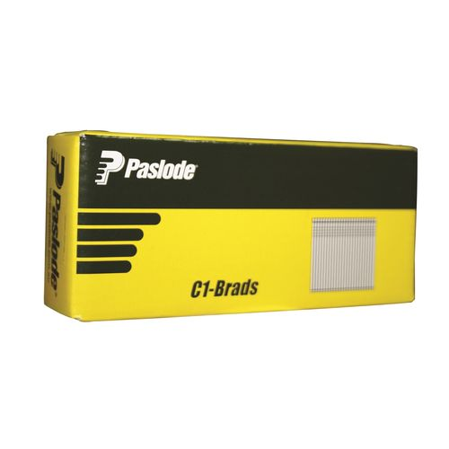 Paslode 25 x 1.2mm Galvanised Impulse C1 Series Brad with Fuel - 2000 Pack