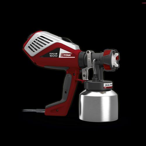 Titan Focus 500 XVLP Handheld Paint Sprayer
