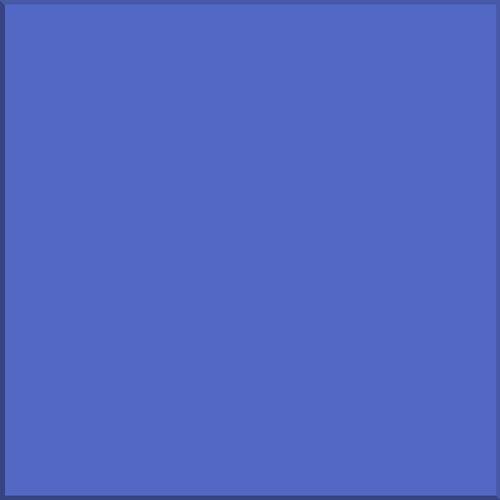 Johnson Tiles 97 x 97mm Kingfisher Blue Gloss Spectrum Wall Tile