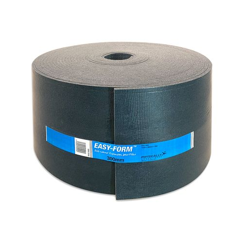 Masons 10mm x 300mm x 25m Easy Form Expansion Joint Filler